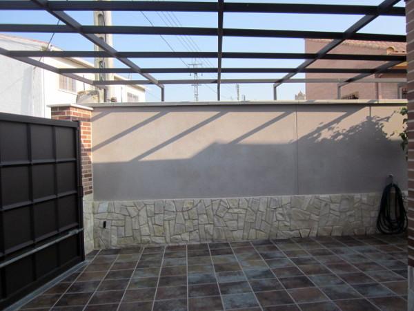Foto pergola de obras y reformas en madrid 376524 - Obras y reformas madrid ...