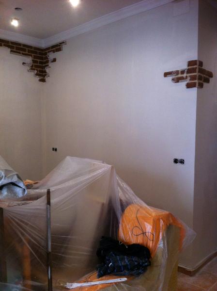 Foto pintura de salon de brush pintura y decoraci n - Pinturas de salon ...