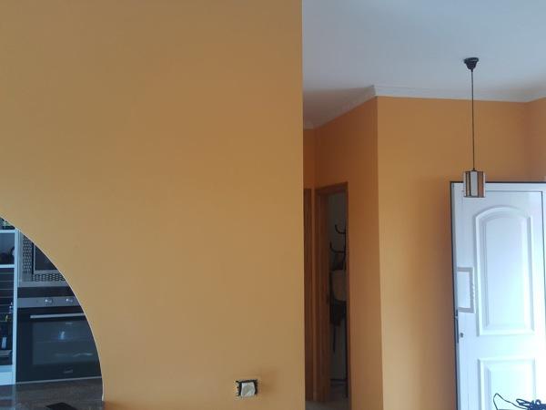 Foto: Pintura Interior Vivienda Salón Comedor de Pinturas Juan ...