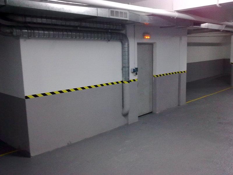 Foto pintura parking 3 de mondabi 128586 habitissimo - Pintura para parking ...
