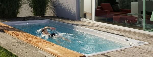 Foto piscina contracorriente de anna gaya 1218569 Piscinas alargadas y estrechas