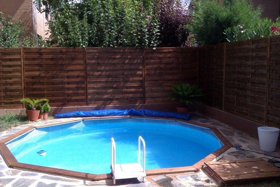 Foto piscina jardin de mantenimiento reparaciones for Piscina jardin centro