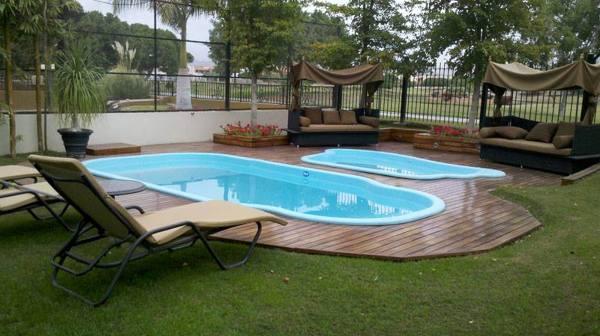 Foto piscina modelo florenza de piscinas igui madrid for Piscinas prefabricadas madrid