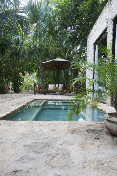 Foto piscina obra de miriam mart 1423048 habitissimo - Presupuestos de piscinas de obra ...