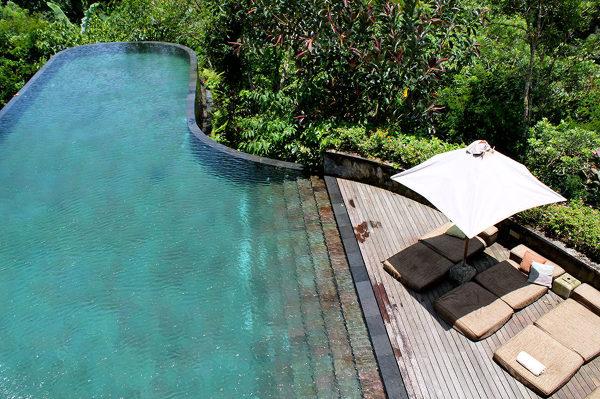 Foto piscina selva de miriam mart 901018 habitissimo for Piscina la selva