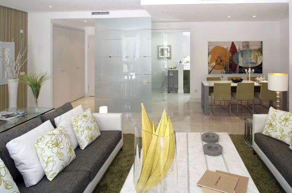Foto piso en planetario de baluarte decoraci n 481075 for Decoracion pisos 60 m