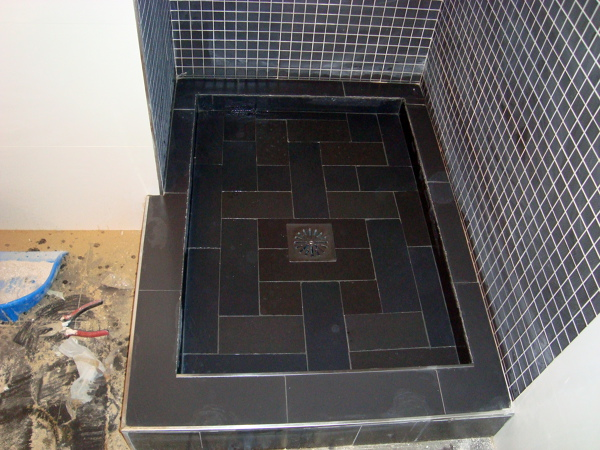 Foto plato de ducha de obra de hammer out s l 461167 Ideas para duchas de obra
