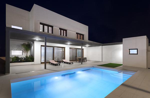 Foto porche y piscina de hadit arquitectos 1053491 habitissimo - Champoluc hotel con piscina ...