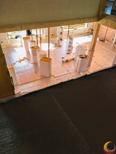 Instalacin suelo radiante awesome instalacion suelo radiante precio precio instalacion suelo - Precio de suelo radiante ...