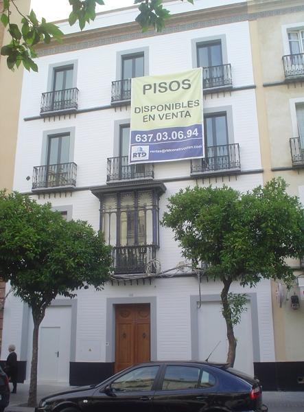 Foto promocion viviendas en altura en sevilla de rtd - Empresas de construccion en sevilla ...
