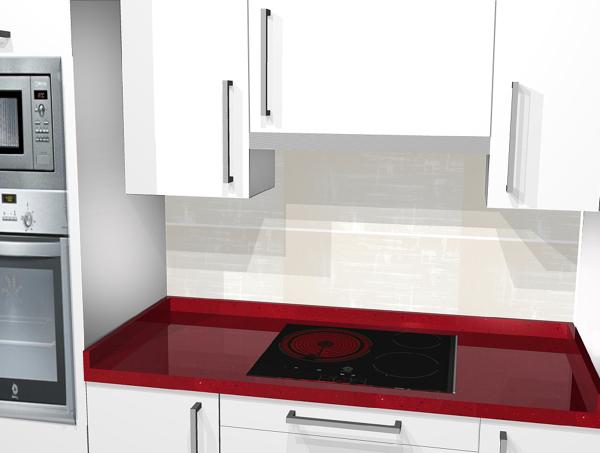 Foto proyecto 3d de reforma integral de cocina de 2y3d - Fotos de reformas de cocinas ...