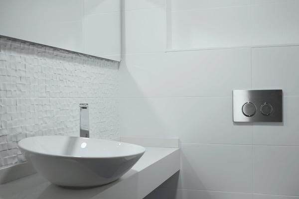 Foto proyecto ba o minimalista de axo arquitectura e - Proyectos de banos ...