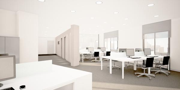 Foto proyecto de oficinas en madrid de estudidos for Oficinas ss madrid