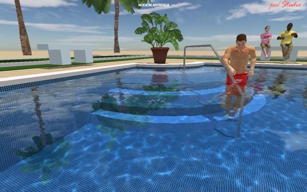 Foto proyecto piscina de tupiscina 685065 habitissimo for Proyecto de piscina