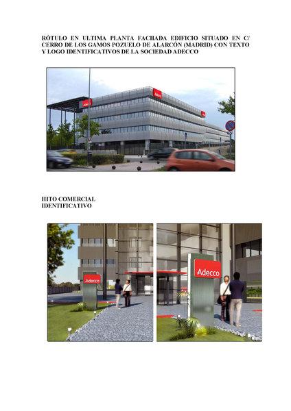 Foto proyecto se se alizacion edificio securitas en - Edificio atica pozuelo ...