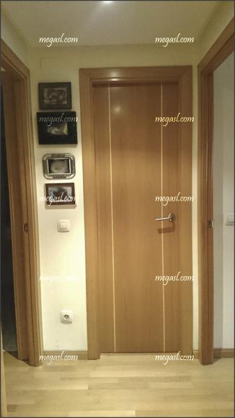 Foto puertas antes de lacar en blanco de mega s l - Lacar puertas en blanco ...