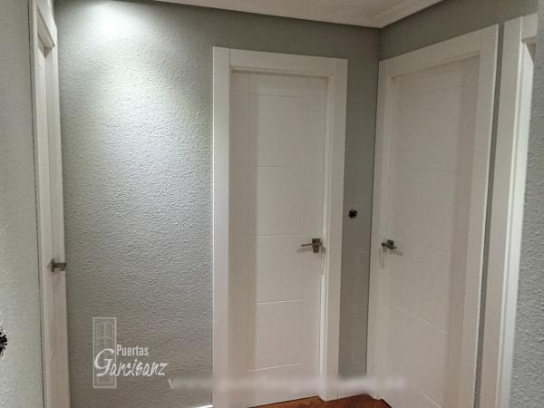 Foto puertas de interior lacadas en blanco de puertas - Puertas de interior lacadas en blanco precios ...