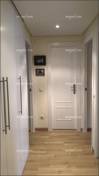 Foto puertas y armarios lacados en blanco de mega s l - Armarios lacados en blanco ...