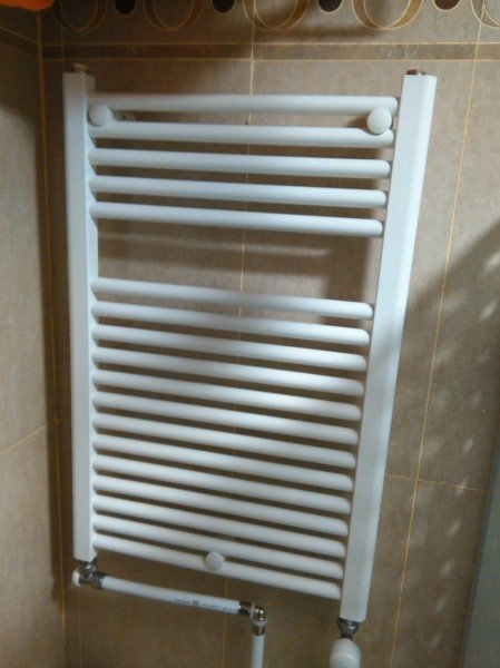 Foto radiador toallero ba o de techniclima 1038392 - Precio radiador toallero ...