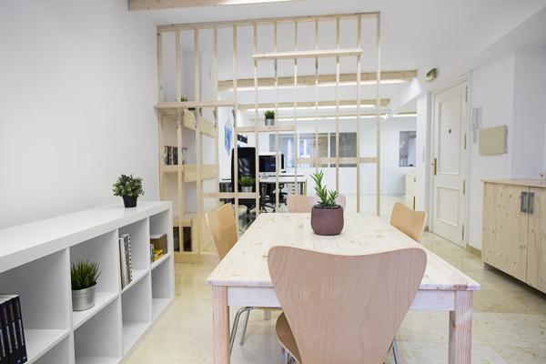 Foto reforma de oficinas de estudio matmata 1017152 for Reformas de oficinas