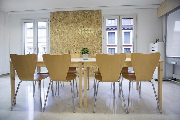 Foto reforma de oficinas de estudio matmata 1017154 for Reformas de oficinas
