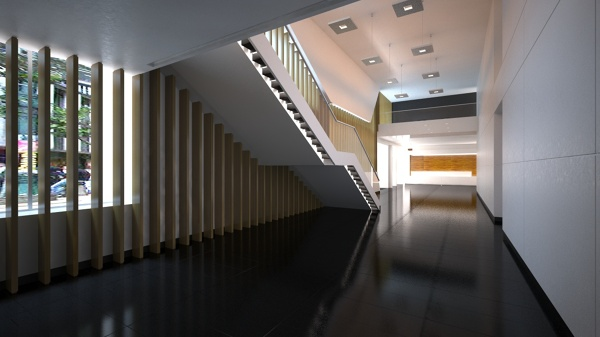 Foto reforma de oficinas en madrid de grupoias servicios for Oficinas ss madrid