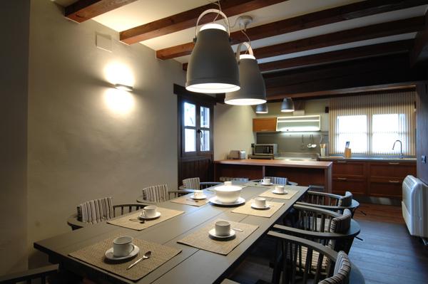 Foto reforma integral casa rural en ainsa de oliveras sanz 538837 habitissimo - Reformas de casas antiguas ...