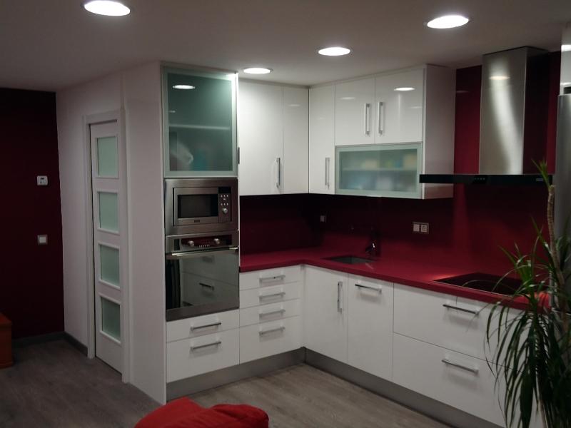 Foto reforma integral cocina con estructura interior tabique de tot en cuina calaf c b 255750 - Reforma integral cocina ...
