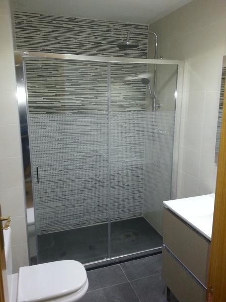 Foto reforma integral de aseo ducha de deinrresa 647096 - Cuartos de aseo con ducha ...