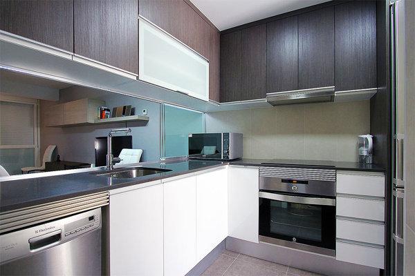 Foto reforma integral de vivienda barcelona de xte - Interiorismo low cost ...