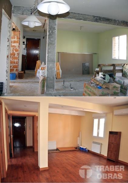 Foto reforma integral de vivienda por traber obras for Reformas interiores