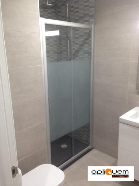 Foto reforma integral piso 80m de aluapli s l 1025557 for Precio reforma integral piso 80 metros madrid