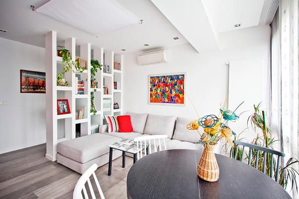 Foto reforma y decoraci n de apartamento por arquitectos - Listado arquitectos madrid ...