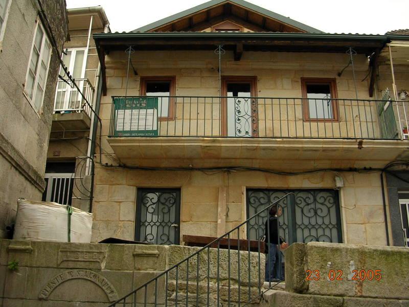 Foto rehabilitaci n de vivienda unifamiliar en cangas - Casas prefabricadas en pontevedra ...