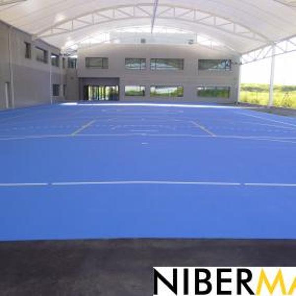 Resinas deportivas Centro Alto Rendimiento, Granada