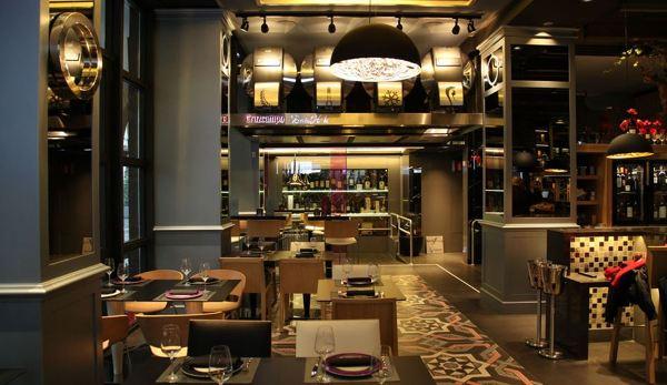 Foto restaurante tinta fina granada de francisco vallejo s l 588825 habitissimo - Tapiceros en granada ...