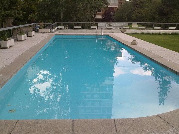 Foto revestimiento en poliester armado con fibra de - Vidrios para piscinas ...