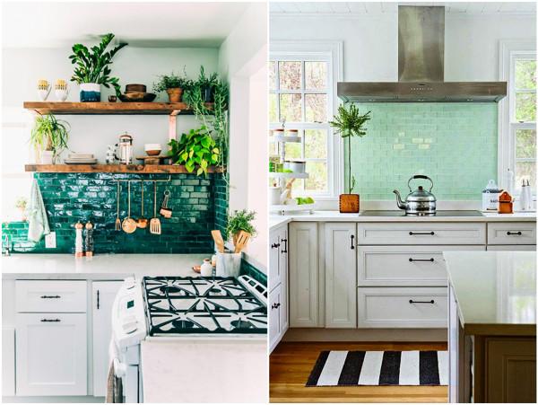 Foto revstimientos de colores de anna gaya 949655 for Cocinas industriales medellin