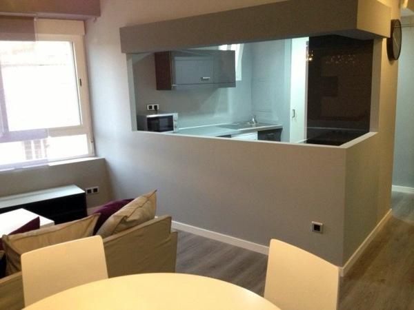 Foto sal n cocina de jpg tecnica 282265 habitissimo - Salon cocina ...