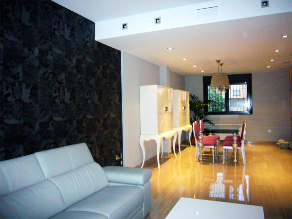 Foto sal n comedor de samarkanda proyectos muebles y - Samarkanda muebles ...