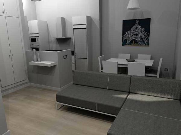 Foto salon comedor cocina de azventto studio 140047 - Salon comedor cocina ...