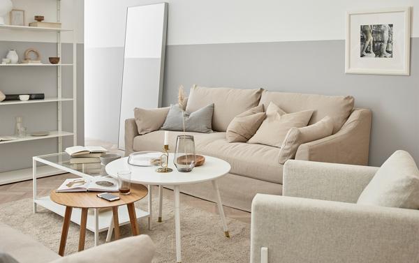 foto sal n con sof farlov de de maribel mart nez. Black Bedroom Furniture Sets. Home Design Ideas
