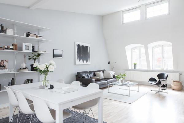 Salon Comedor Nordico.9 Claves Para Convertir Tu Casa Al Estilo Nordico Ideas