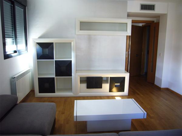 Foto sal n mueble televisi n de samarkanda proyectos - Samarkanda muebles ...