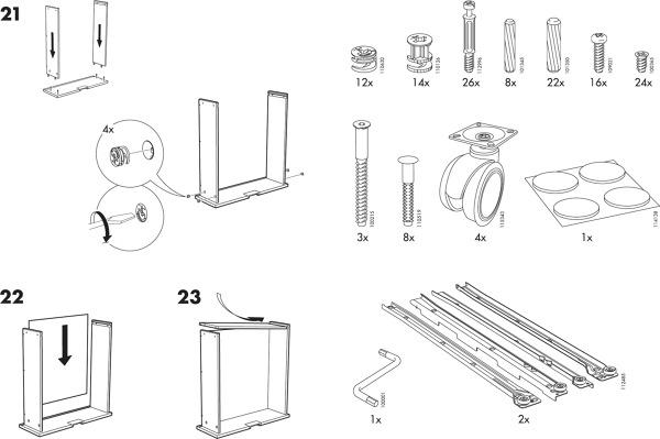 Artesanato Vidro ~ Foto Instrucciones de Ikea de Rox Comunicación #862313