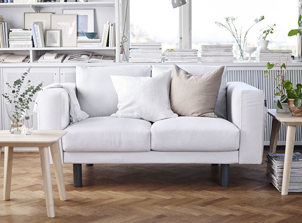 Foto Sofá de 2 Plazas Norsborg de Ikea de Maribel