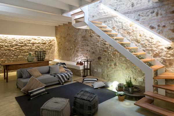 10 s tanos de 10 ideas para habitar el de tu casa ideas for Estilo rustico moderno