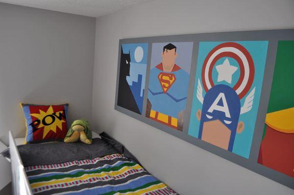 decoraciones de dormitorio del sistema solar 17 Dormitorios Con Los Que Soarn Nios Y No Tan Nios