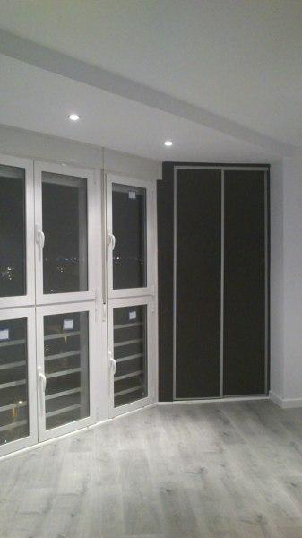 Armarios Balcon Aki : Foto sustituir ventanal balc?n y armarios empotrados de