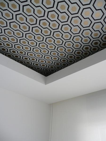 foto: techo empapelado de nathurai cotton #623177 - habitissimo